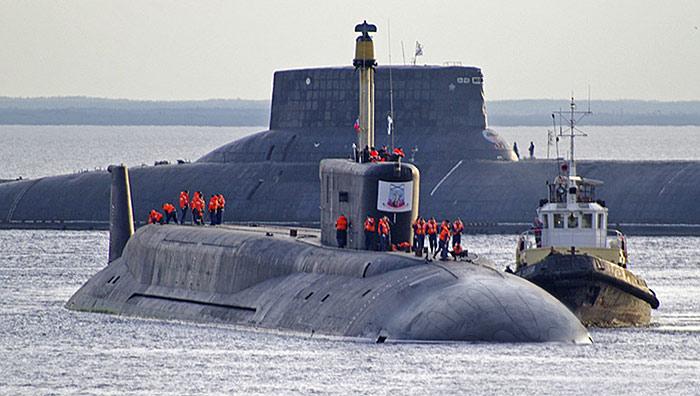 Проект 621. Гигантская российская подлодка для переброски 10 танков и 1000 морпехов