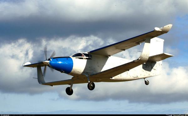 В России создается производство легких самолетов для региональных пассажирских перевозок