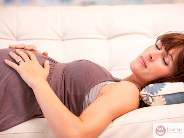Ударила током во время беременности