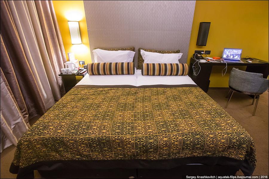Почему в израильских отелях нет полноценных двуспальных кроватей