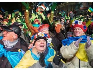 """Итоги """"четырехлетки"""" Майдана в циферках"""