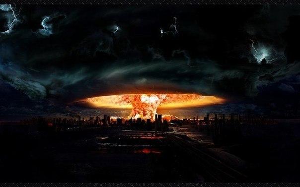Взрыв атомной бомбы в Москве. (Инструкция по выживанию)