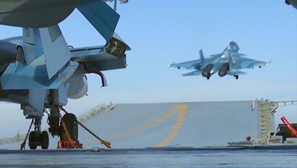 Как долго бракованный трос на крейсере «Адмирал Кузнецов» будет топить самолеты?