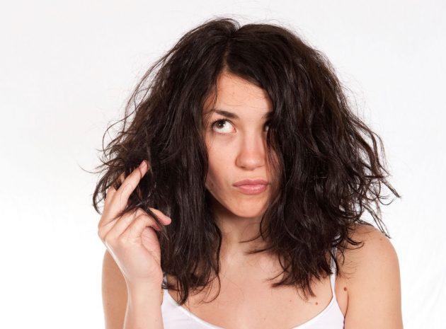 Восстановление сухих и поврежденных волос в домашних условиях