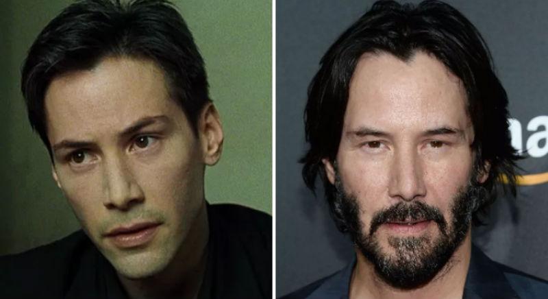 И Нео такой молодой: как выглядят актеры «Матрицы» 19 лет спустя