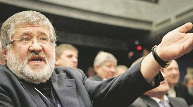 Коломойский обвинил Порошенко в провокации с кораблями у берегов Крыма