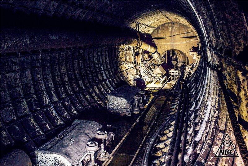 Недостроенные бункеры Москвы