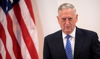На Украину планирует приехать глава Пентагона