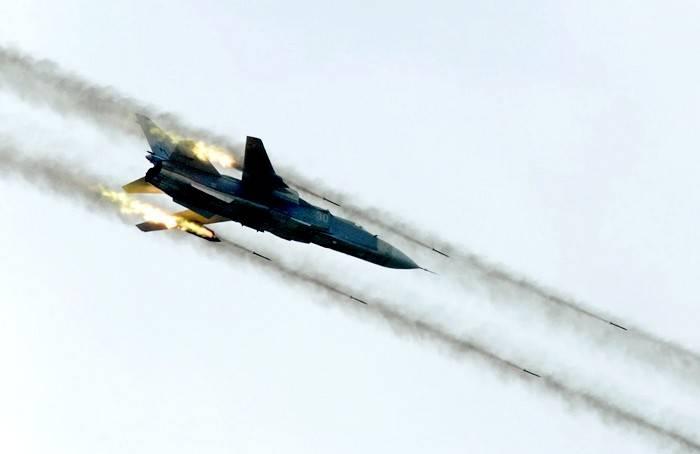2500 российских авиаударов по ИГИЛ