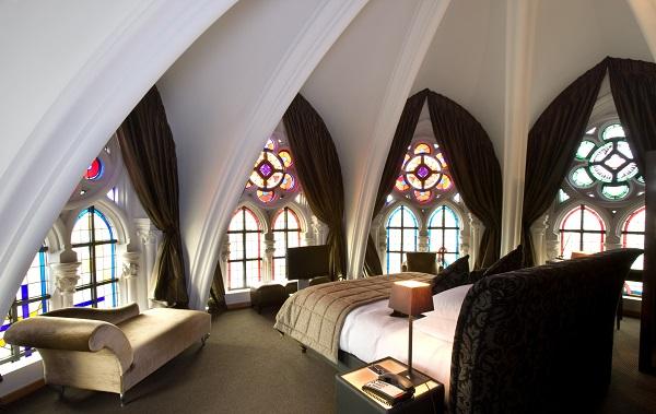 Отель Martin's Patershof  в Бельгии