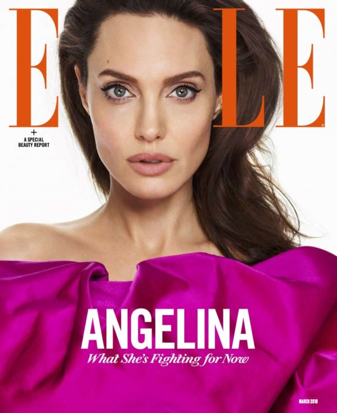 Анджелина Джоли появилась на…