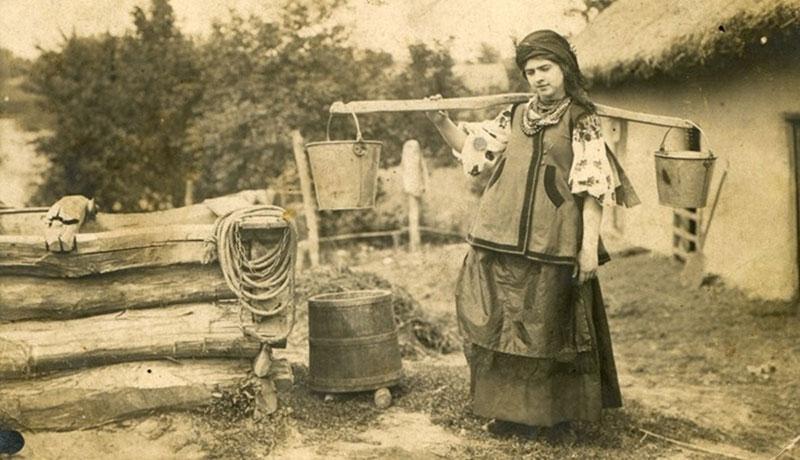 Простая красота: как выглядели украинки 100 лет тому назад