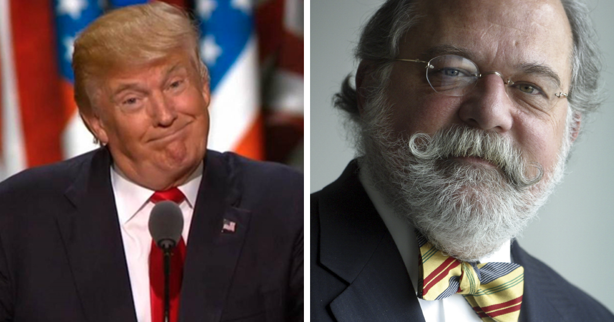 Trump's Lawyer Issues Press Release In Comic Sans, Learns The Hard Way That No One Should Use That Font