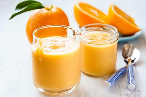 Как приготовить апельсиновый курд