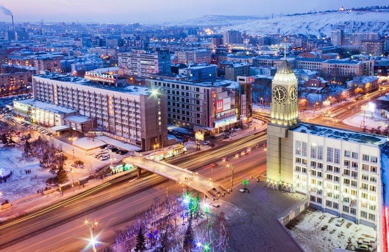 Красноярск города, история, название, происхождение, россия