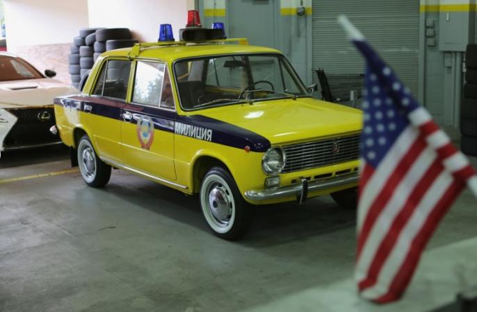 Back in the USSR: зачем покупают советские машины в Майами