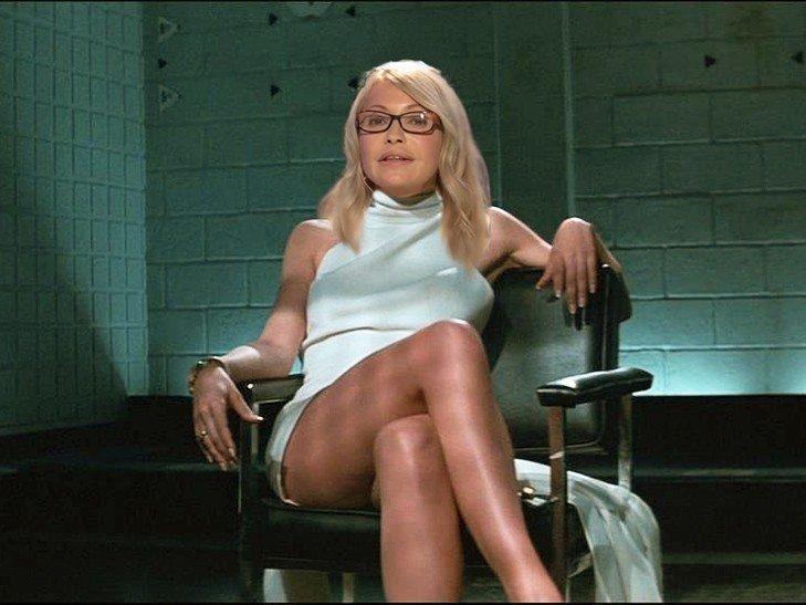 Юлия Тимошенко, «Основной инстинкт»