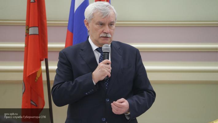 Полтавченко в Испании: губернатор Петербурга совершает деловую поездку в Мадрид