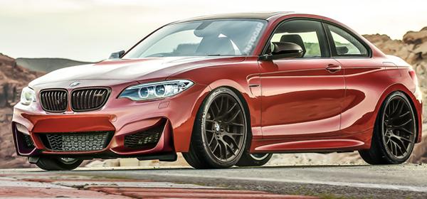BMW M2 получит 400-сильный двигатель