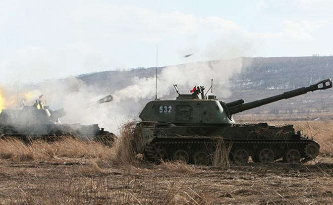 К сирийским боевикам подобрался «Краснополь»