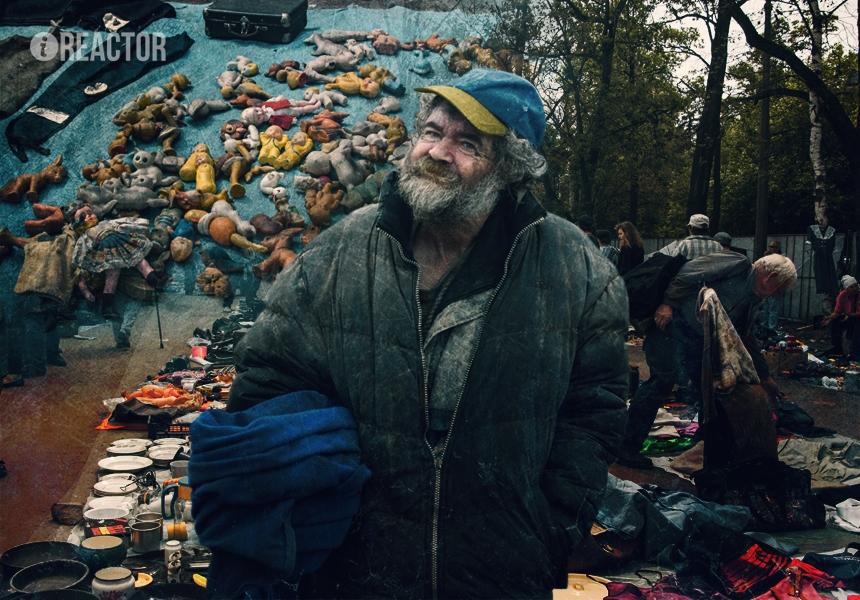 Украинский блогер ответил Порошенко, сняв сюжет о «немытой Украине».