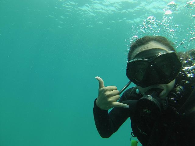 ЭКСТРИМ. Обучение дайвингу на острове Ко Тао