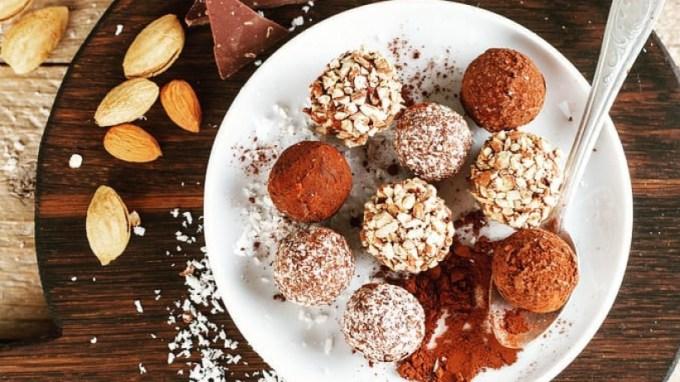 Украинская инстамама поделилась рецептами полезных сладостей