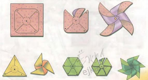 Шестиугольника своими руками