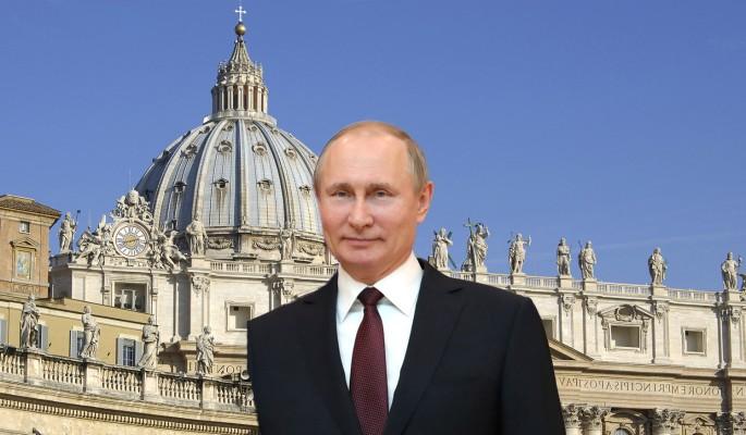 Награда Ватикана Путину возм…