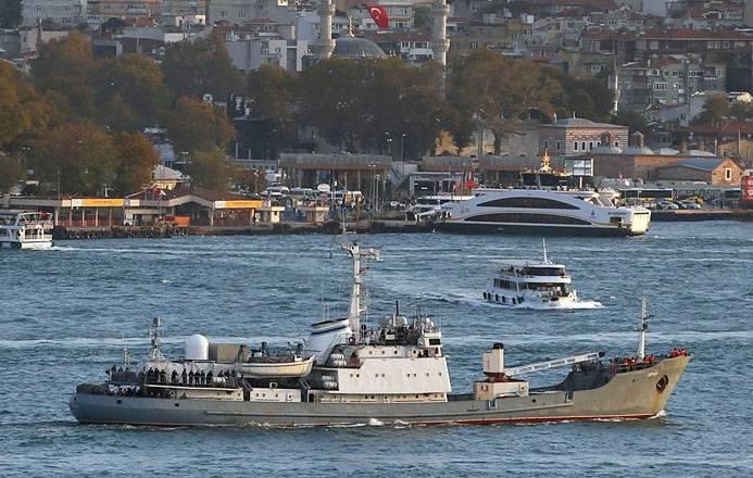 Некоторые подробности спасательной операции в Чёрном море