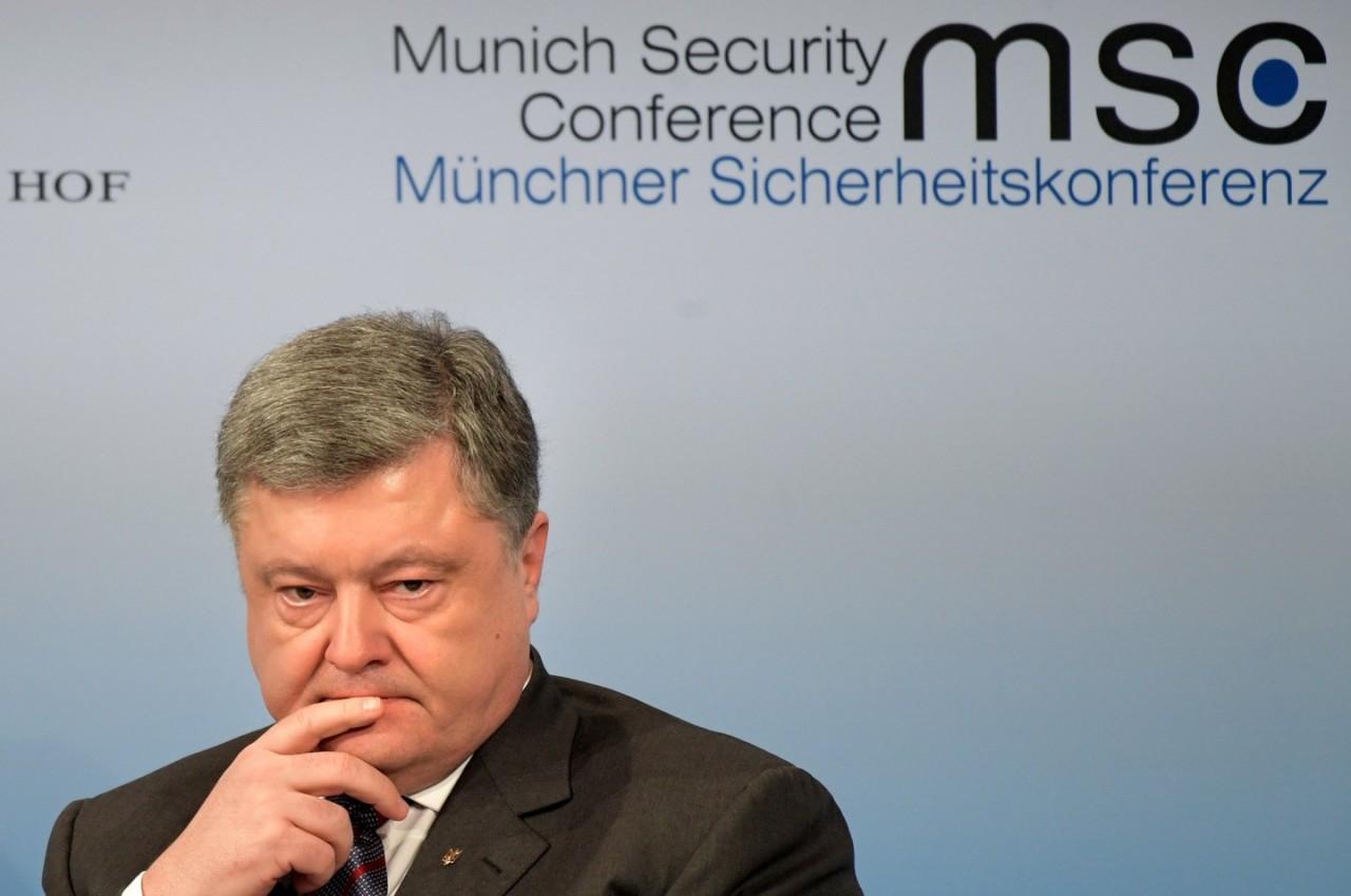 Порошенко прокомментировал признание документов ЛНР и ДНР в России
