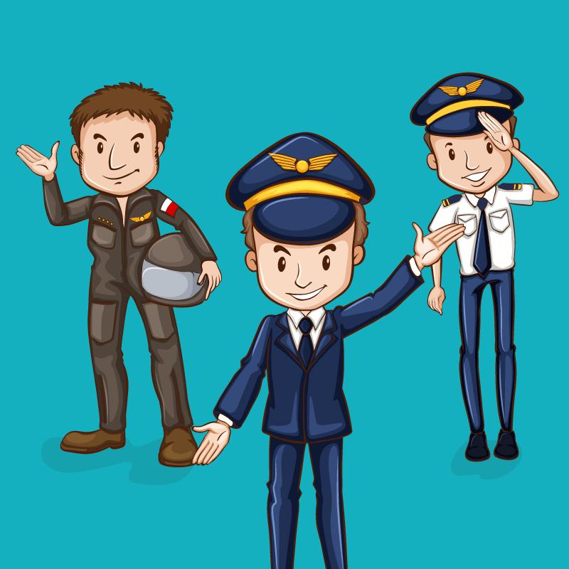 Анекдот про лётчиков иихпр…