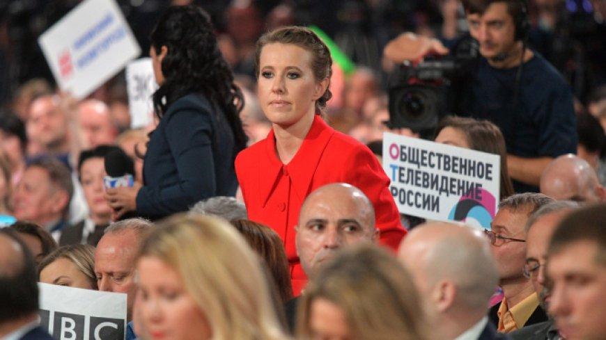 «Неполноценные по отношению к миру»: Собчак жестко высказалась о жителях Крыма и судьбе полуострова