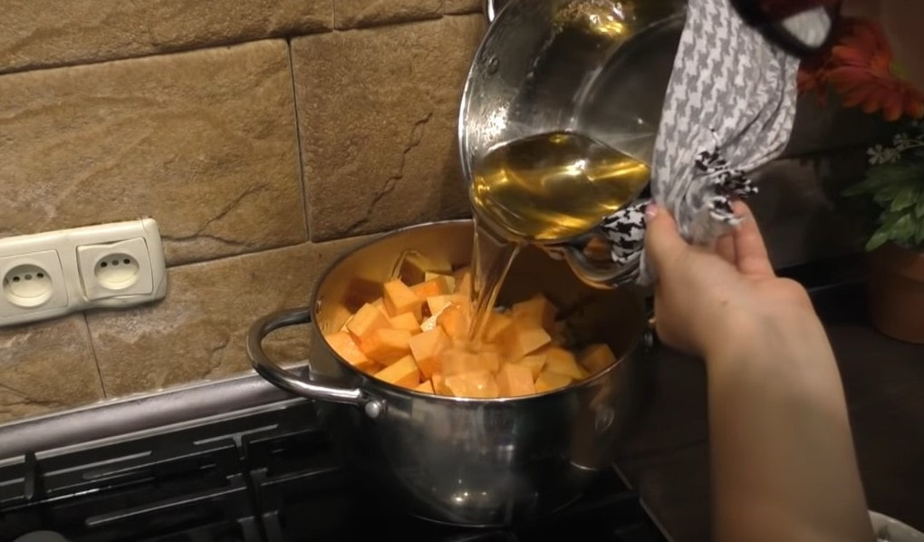 Готовим вкусности и полезности из тыквы