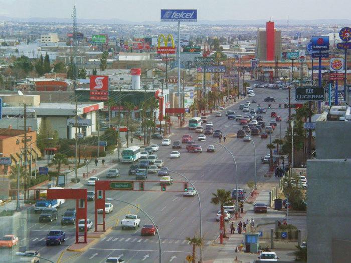 Сьюдад-Хуарес - самый опасный город в мире.