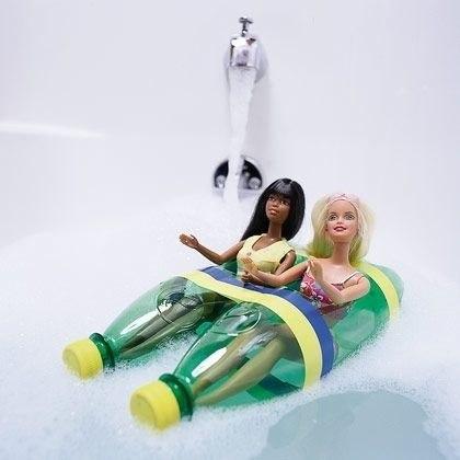 Как сделать лодку для кукол