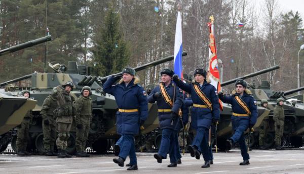 Устав НАТО больше не поможет…