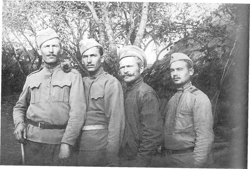 Штурмовые и ударные части русской армии в Первую мировую войну. Часть 1