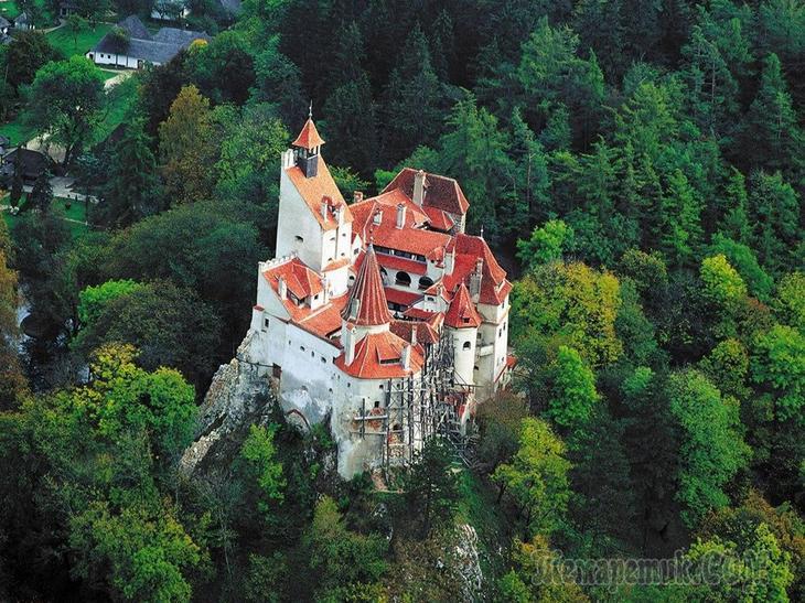 Румыния. «Замок Дракулы»- главный туристический бренд страны