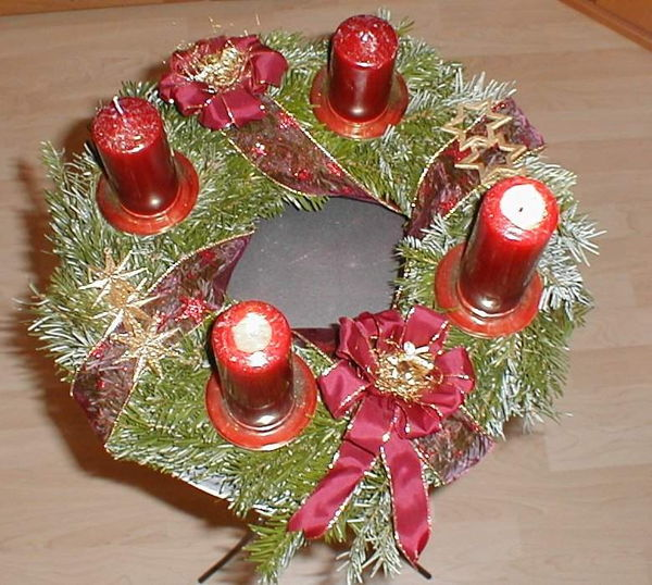 Как встречают Рождество в Германии? часть 1