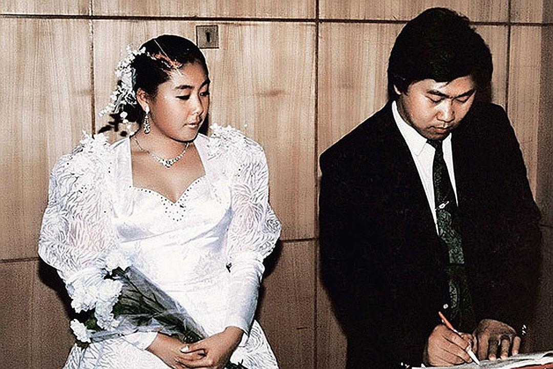 Анита вышла замуж за Сергея Цоя в 19 лет. Фото из личного архива певицы.