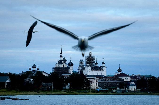 160 лет назад англичане вовремя для себя отступили от Соловков
