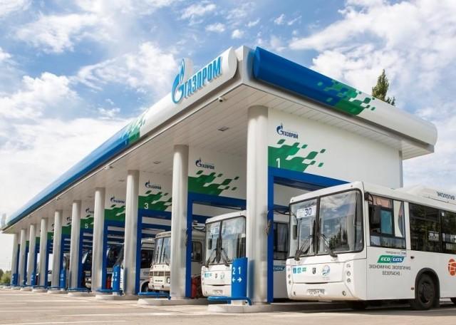 """Цены на метан на АГНКС """"Газп…"""