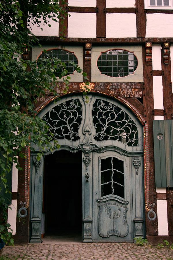 Marvellous door vector pictures