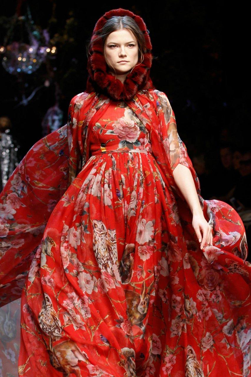Супервдохновляющие идеи для модниц рукодельниц от Dolce & Gabbana