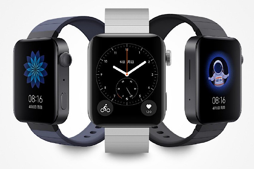 Умные часы Xiaomi Mi Watch п…