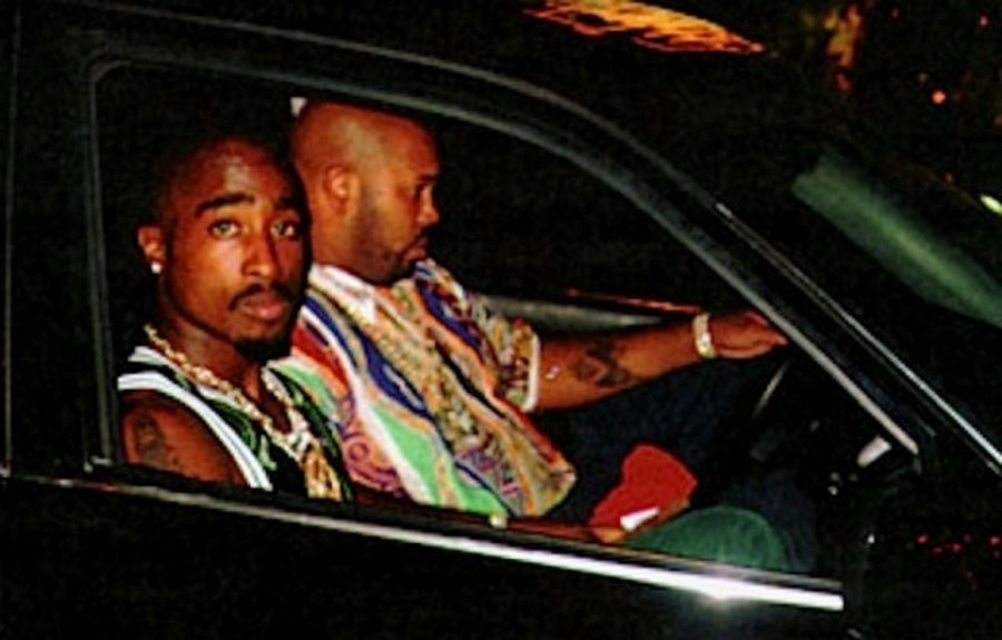 a brief history of the death of musician tupac in 1996