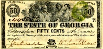 Пятьдесят центов из этого же штата
