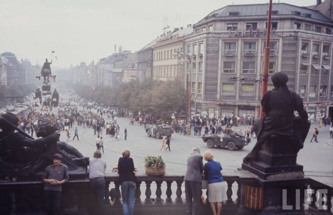 Чехословакия 1968 – русская доброта и немецкая жёсткость