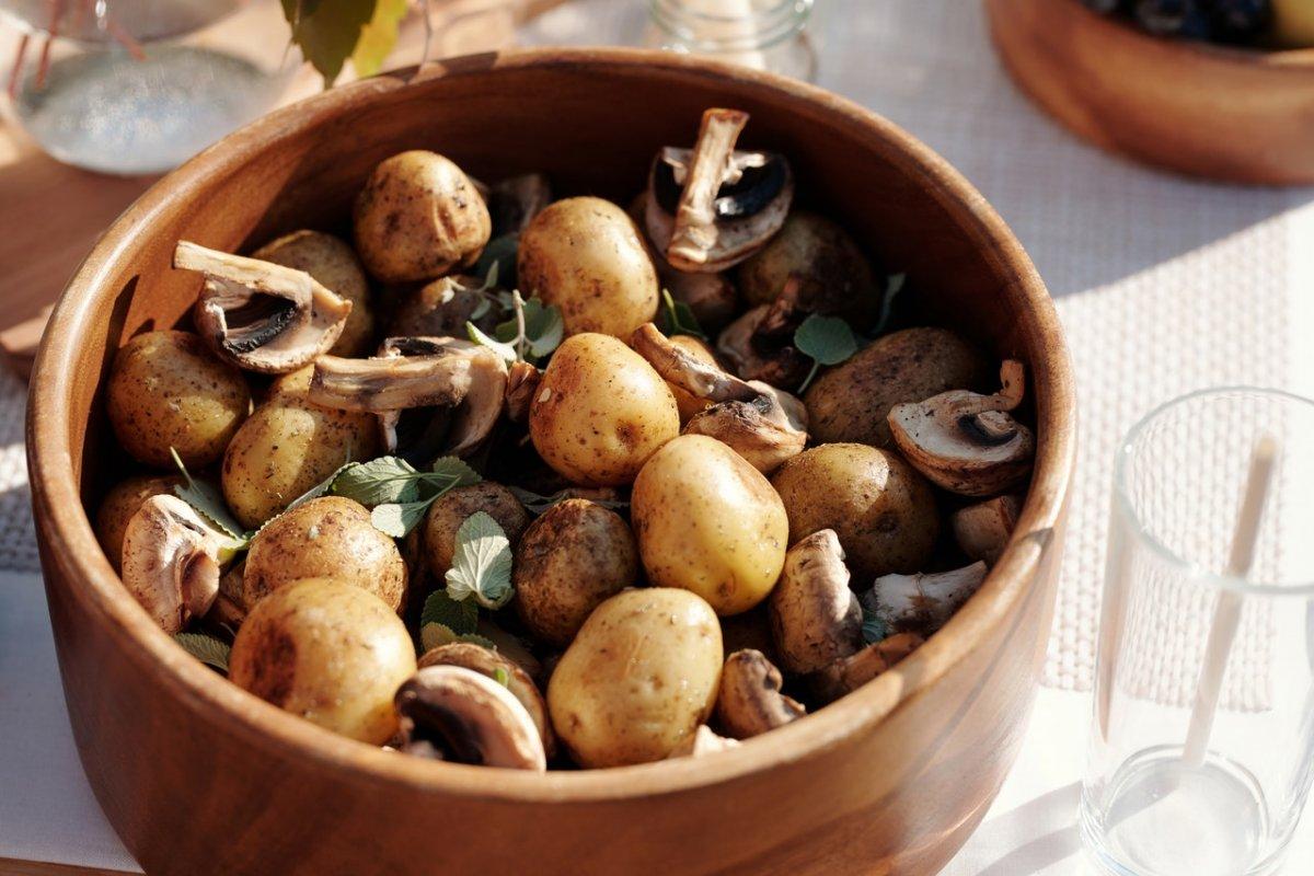Маленькие хитрости для похудения: экономим калории с помощью холодной картошки